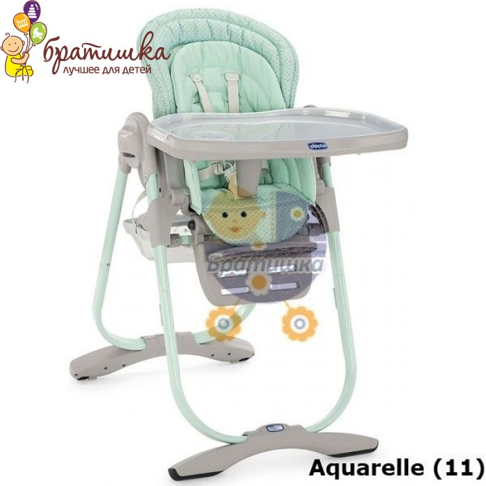 Chicco Polly Magic, цвет Aquarelle