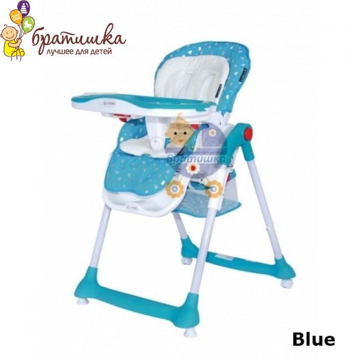 Coletto Teddy Silver, цвет Blue
