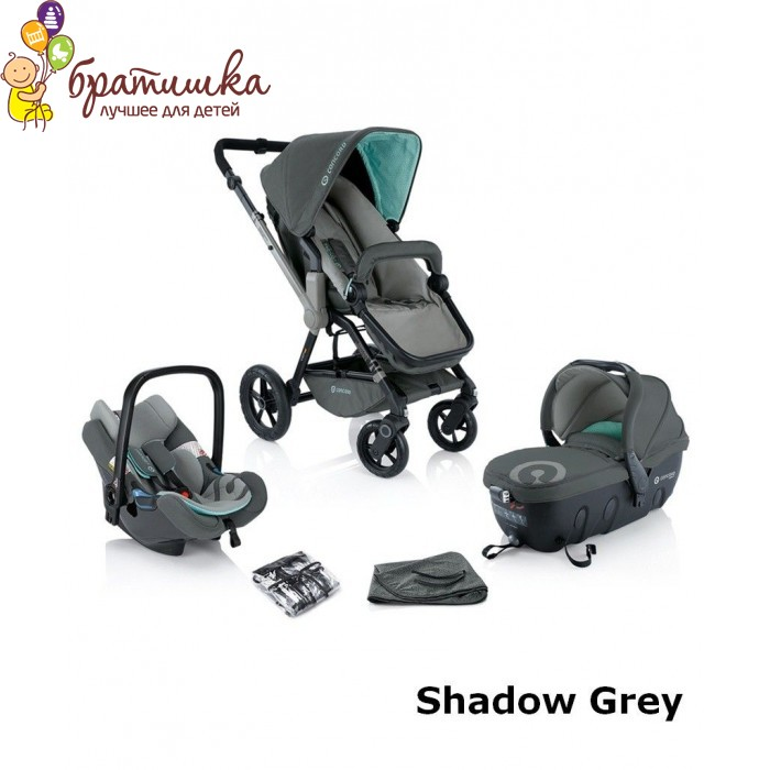 Concord Wandere, цвет Shadow Grey
