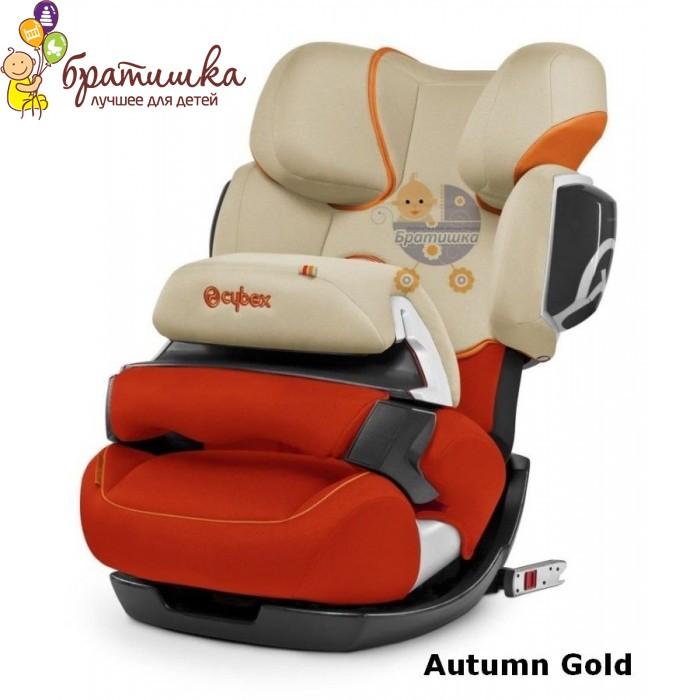 Cybex Pallas 2-Fix, цвет Autumn Gold