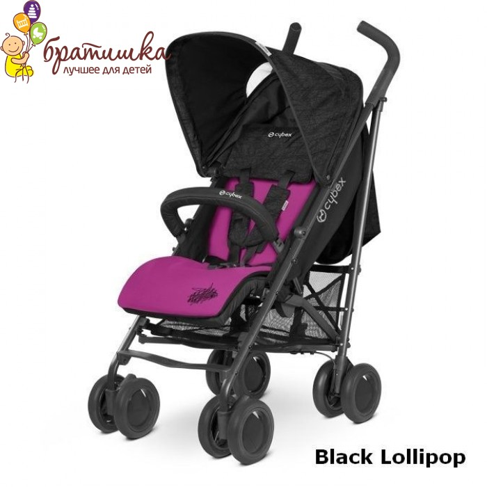 Cybex Topaz, цвет Black Lollipop