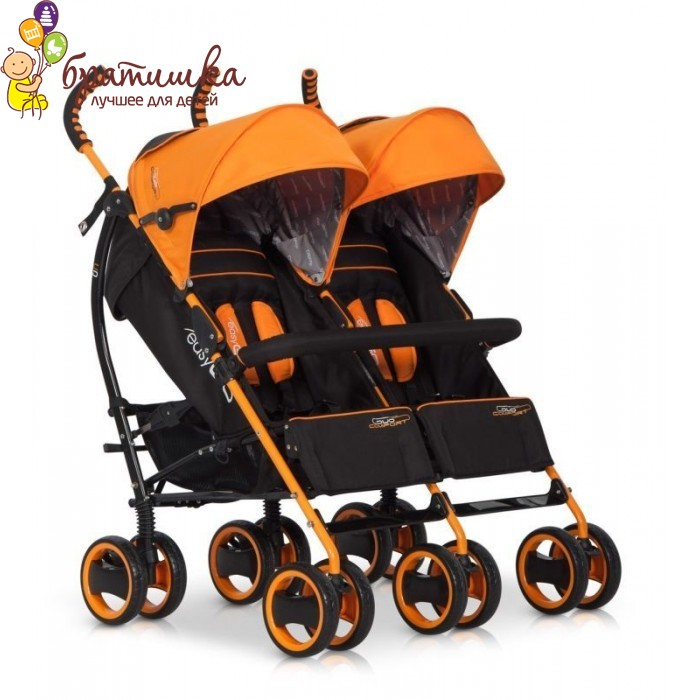 EasyGo Comfort Duo, цвет Electric Orange