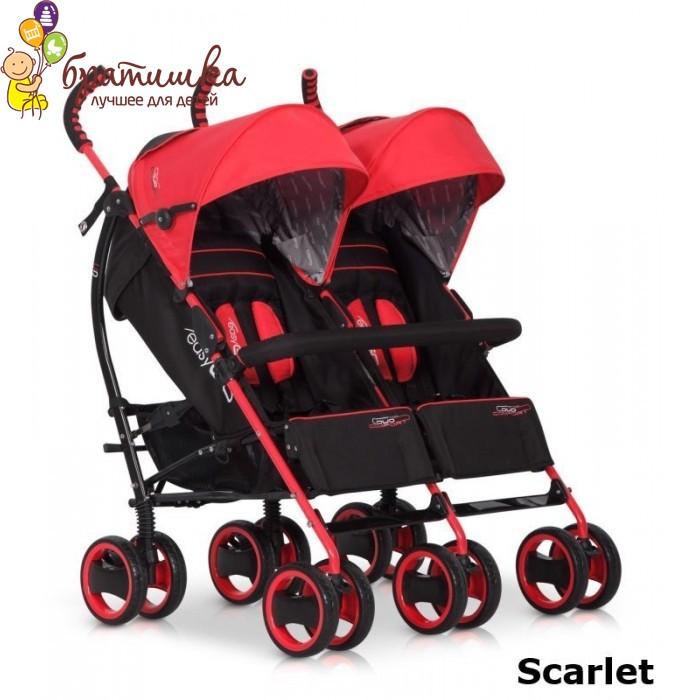 EasyGo Comfort Duo, цвет Scarlet