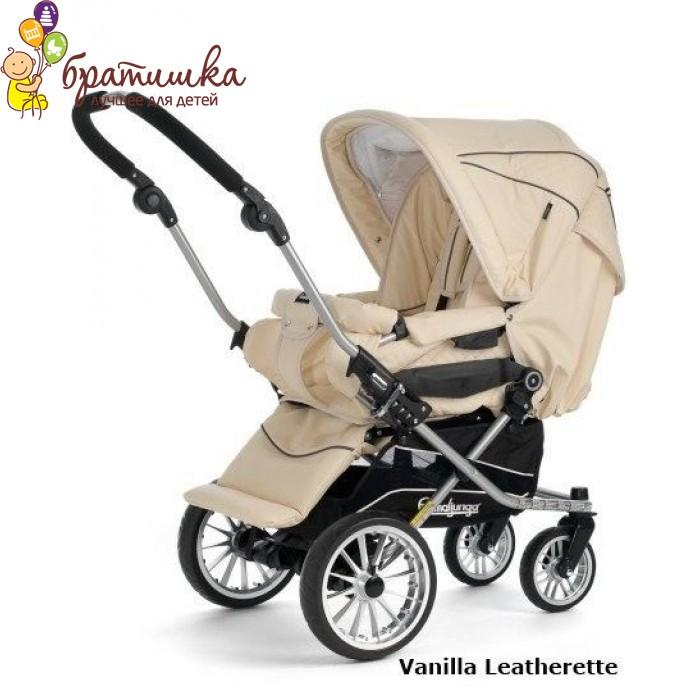 Emmaljunga Nitro, цвет Vanilla Leatherette