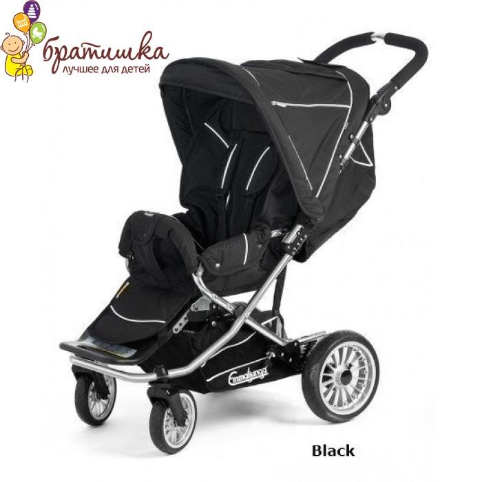 Emmaljunga Scooter S, цвет Black