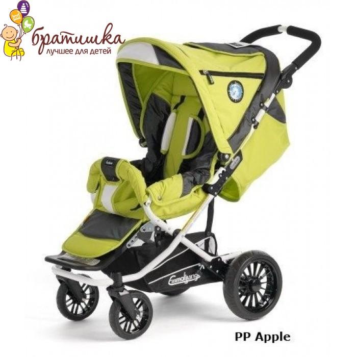 Emmaljunga Scooter S, цвет PP Apple