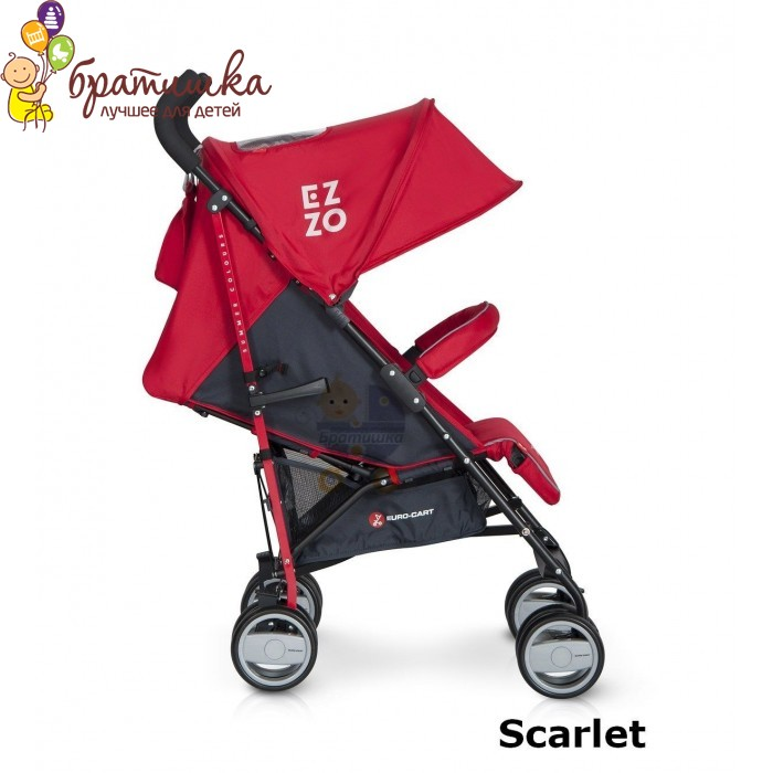 Euro-Cart Ezzo, цвет Scarlet