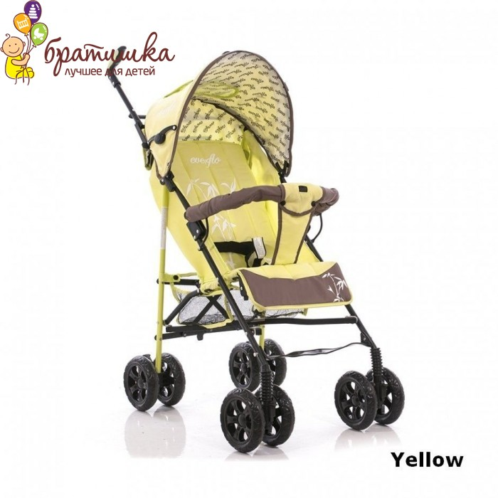 Everflo SK-163, цвет Yellow