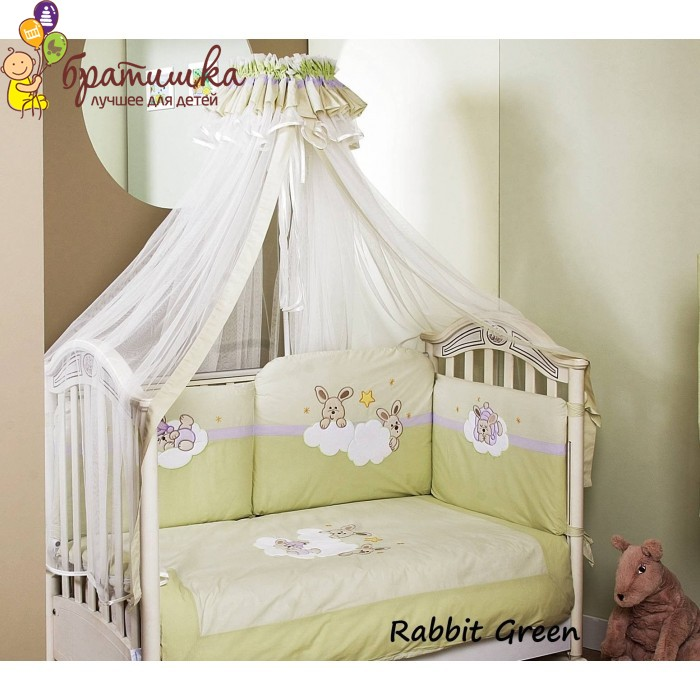 Feretti Sestetto Long, цвет Rabbit Green