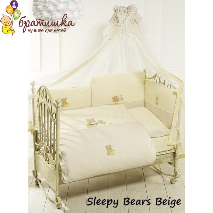Feretti Sestetto Long, цвет Sleepy Bears Beige