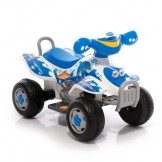 Детский электромобиль Geoby W422A Квадроцикл