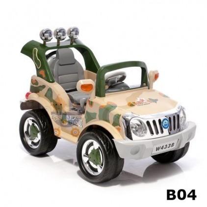 Детский электромобиль Geoby W433BH Внедорожник