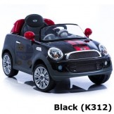 Детский электромобиль Geoby W456EQ Mini Cooper