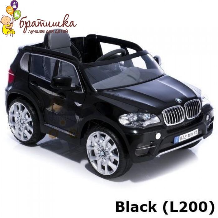 Geoby W498QG, цвет Black (L200)