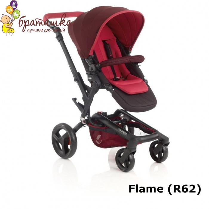 Jane Rider, цвет Flame