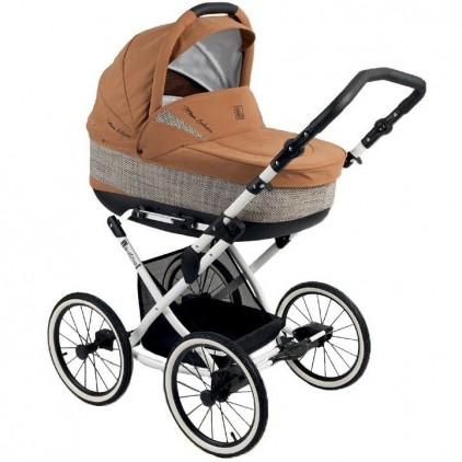 Классическая коляска Jedo Bartatina Alu Plus Elegance Memo 2 в 1