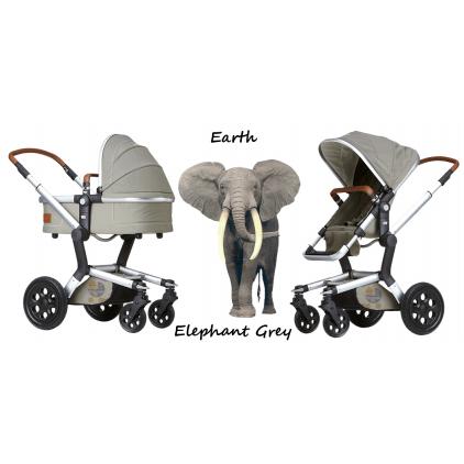 Универсальная коляска Joolz Day Earth 2 в 1