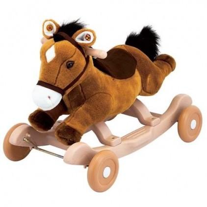 Чудокачалка «Поющий пони (коричневый)» Kiddieland