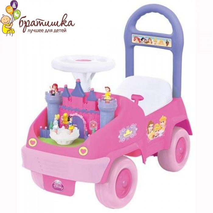 Чудомобиль «Принцесса: 3 в 1 (три в одном)» Kiddieland, цвет Розовый