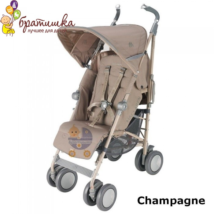 Maclaren Techno XT, цвет Champagne