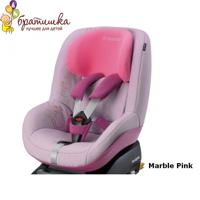 Maxi-Cosi Pearl, цвет Marble Pink