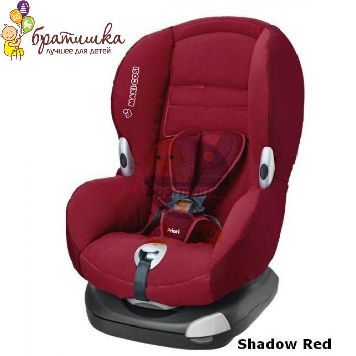 Maxi-Cosi Priori XP, цвет Shadow Red