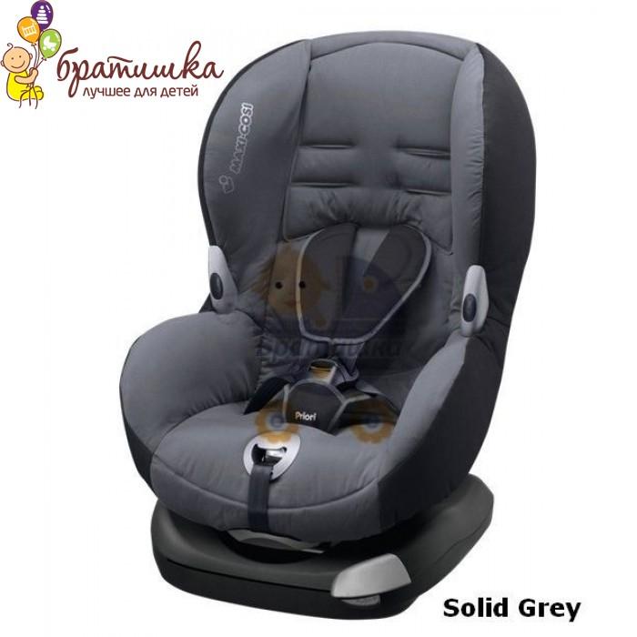 Maxi-Cosi Priori XP, цвет Solid Grey