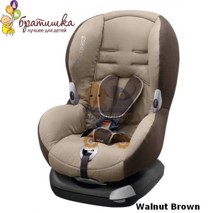 Maxi-Cosi Priori XP, цвет Walnut Brown