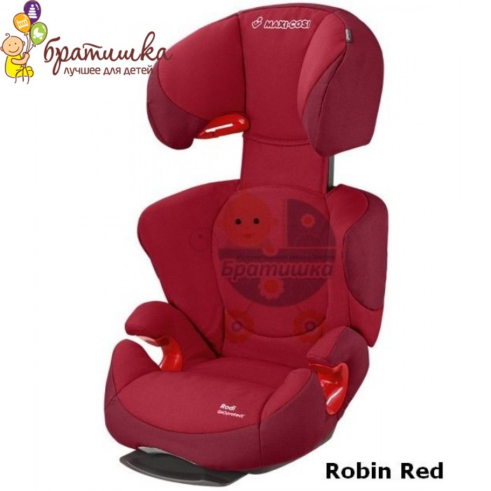 Maxi-Cosi Rodi Air Protect, цвет Robin Red