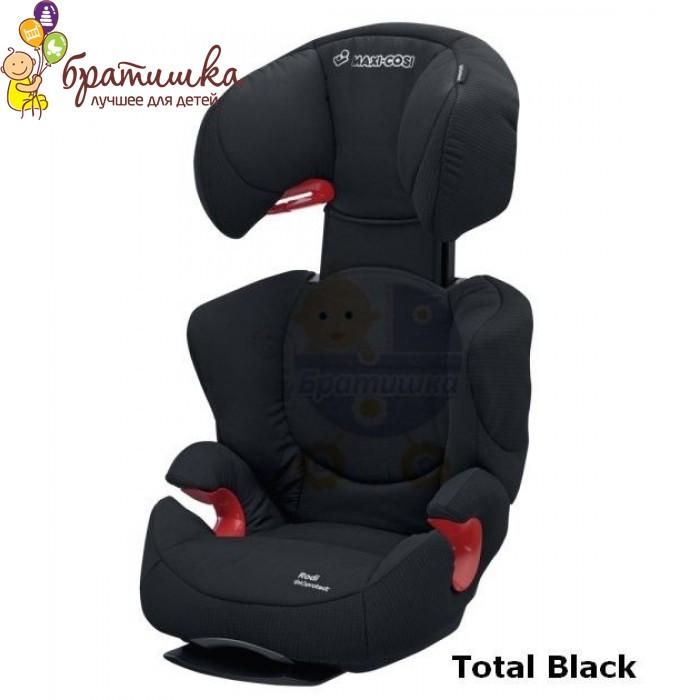 Maxi-Cosi Rodi Air Protect, цвет Total Black