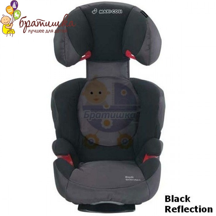 Maxi-Cosi Rodi Air Protect, цвет Black Reflection