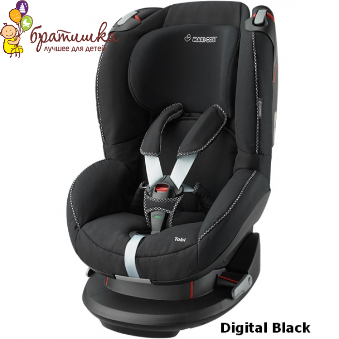 Maxi-Cosi Tobi, цвет Digital Black
