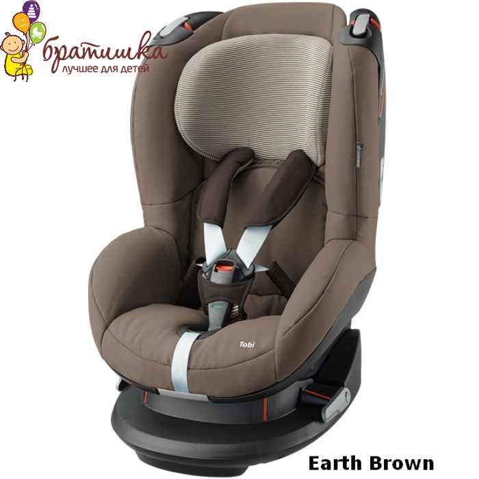 Maxi-Cosi Tobi, цвет Earth Brown