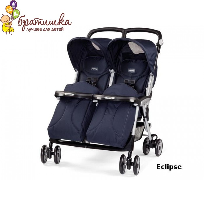 Peg-Perego Aria Twin, цвет Eclipse