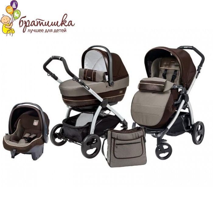 Peg-Perego Book Plus Modular, цвет Chocolate