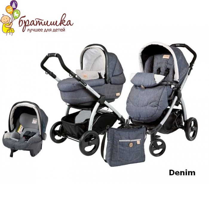 Peg-Perego Book Plus Modular, цвет Denim