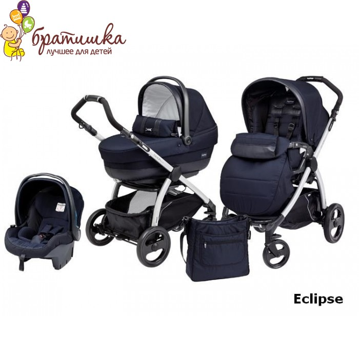 Peg-Perego Book Plus Modular, цвет Eclipse