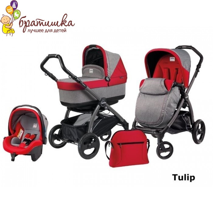 Peg-Perego Book Plus Modular Pop-Up, цвет Tulip