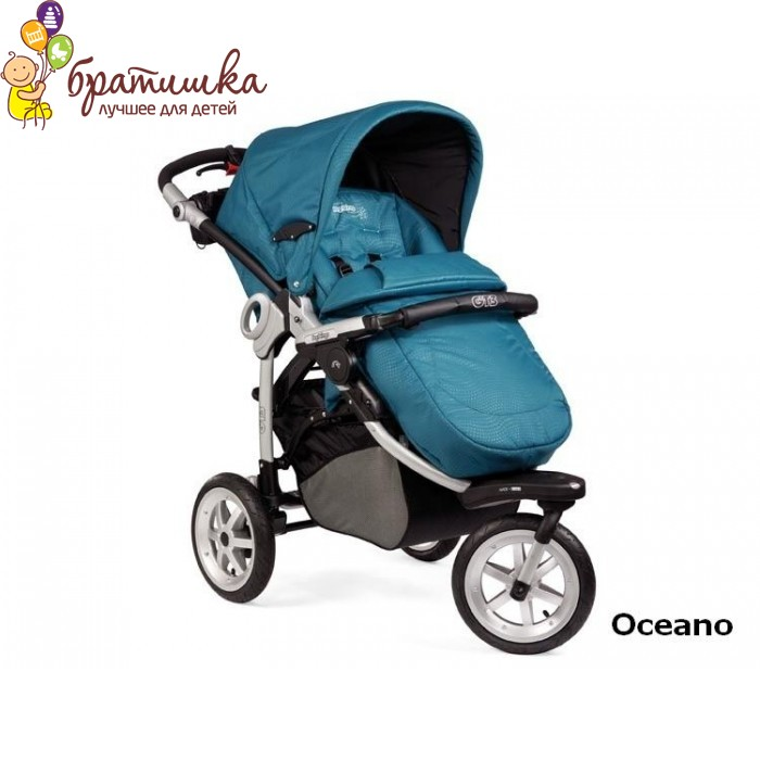 Peg-Perego GT3, цвет Oceano