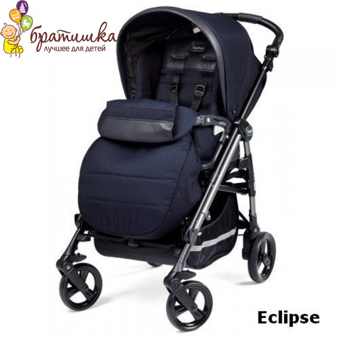 Peg Perego Pliko Switch Easy Drive, цвет Eclipse