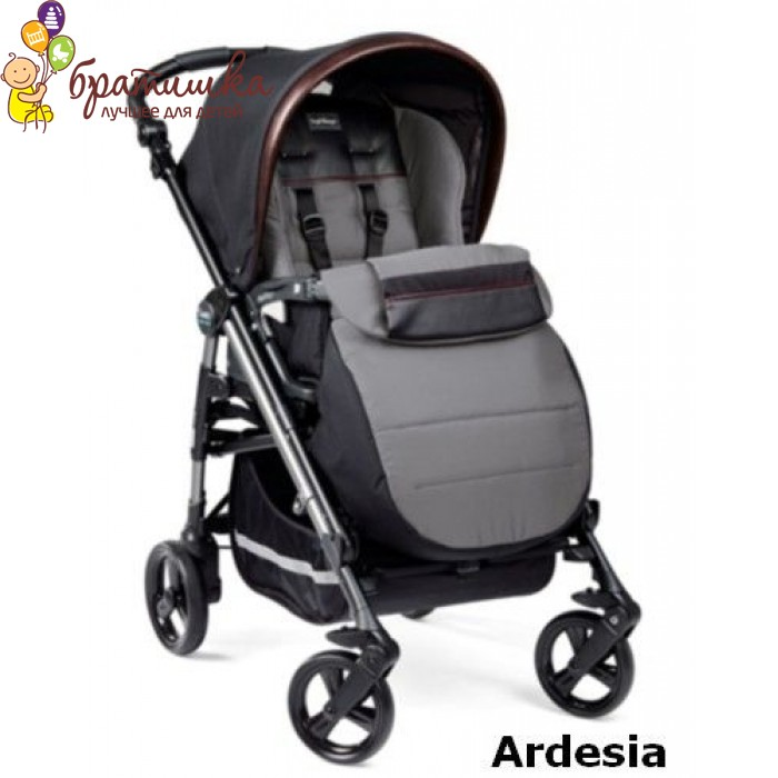 Peg Perego Pliko Switch Easy Drive, цвет Ardesia