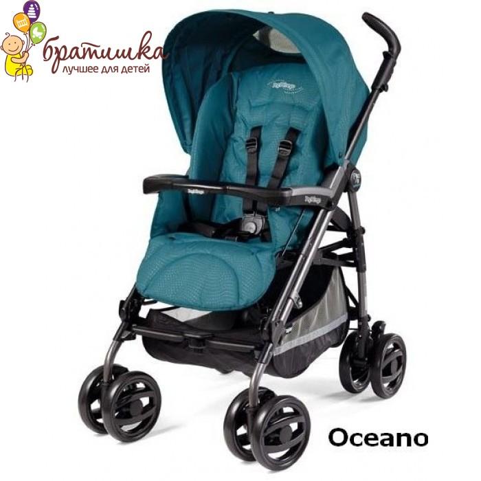 Peg-Perego Pliko P3 Compact Classico, цвет Oceano