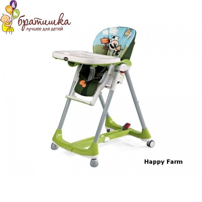 Peg-Perego Prima Pappa Diner, цвет Happy Fram