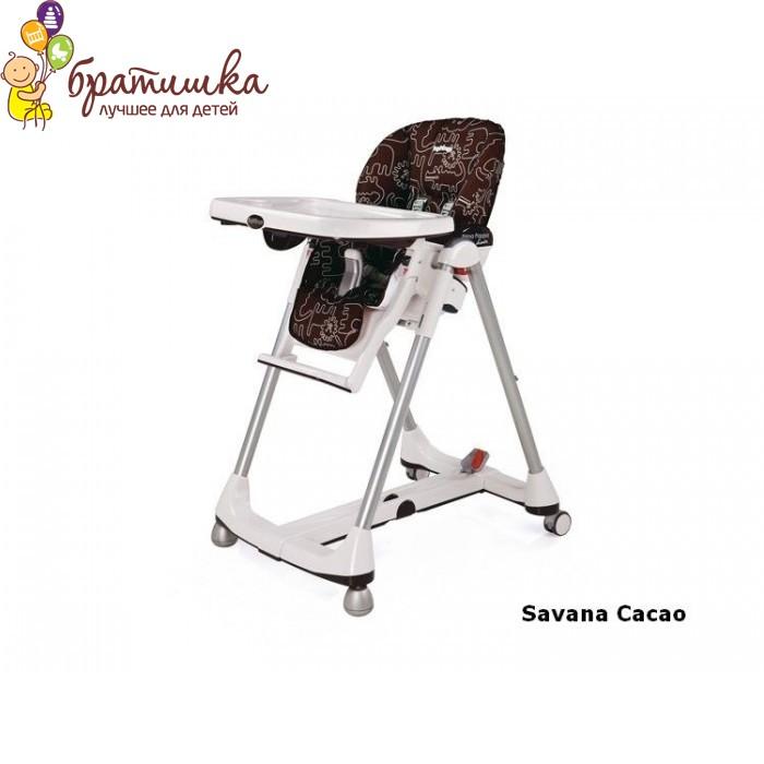 Peg-Perego Prima Pappa Diner, цвет Savana Cacao