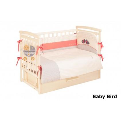 Детское постельное белье для новорожденных Putti