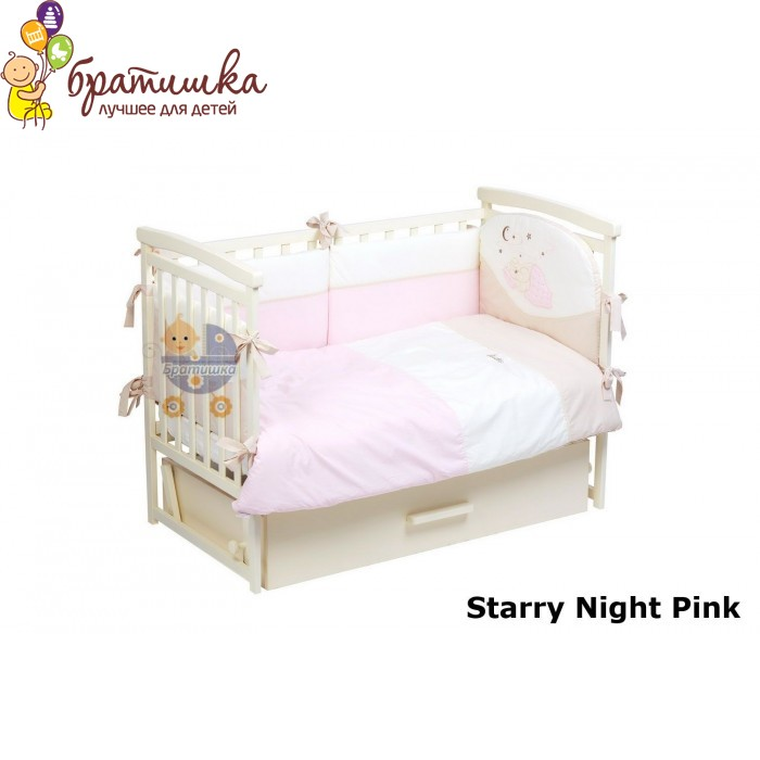 Putti, цвет Starry Night Pink