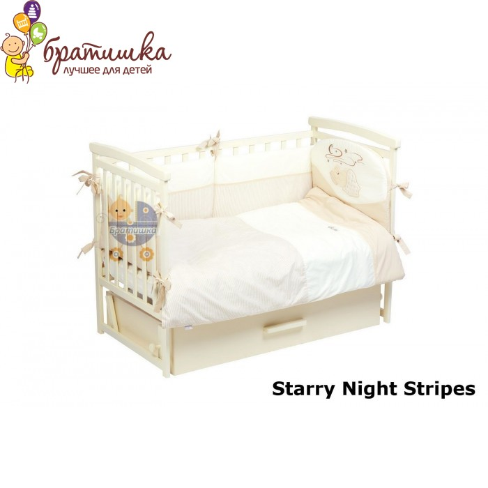 Putti, цвет Starry Night Stripes
