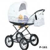 Классическая коляска Roan Marita Lux 2 в 1