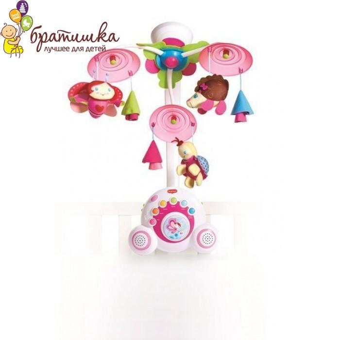 Мобиль Tiny Love Крошка Бетти 5 в 1, цвет Розовый