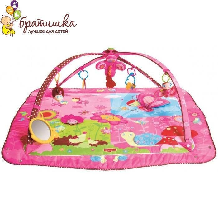 Развивающий коврик Tiny Love Крошка Бетти 5 в 1 с дугами, цвет Розовый